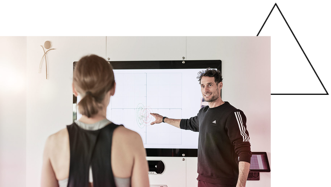 EXCO TRAINING | Fitnessstudio Gilching | Individuelle Beratung |Neue High-End Geräte